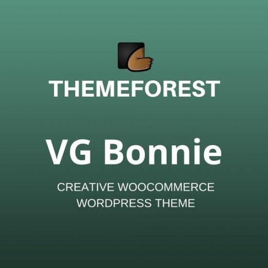VG Bonnie Creative WooCommerce WordPress Theme