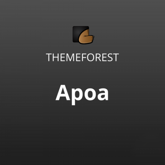 Apoa Business WordPress Theme