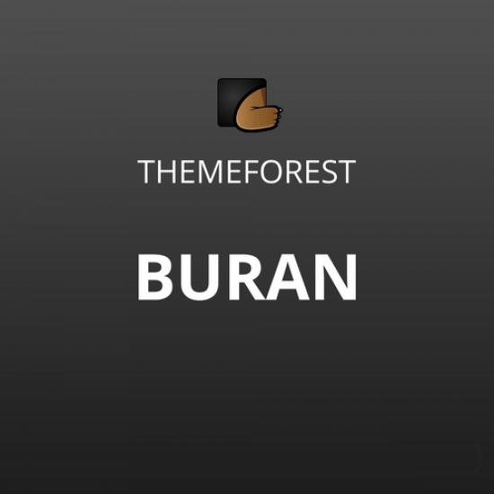 BURAN Creative Portfolio and Business WordPress