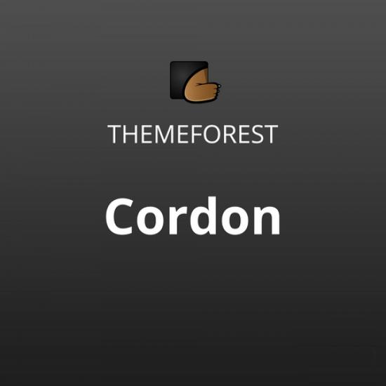Cordon Responsive One Page Theme