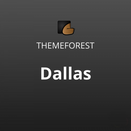 Dallas Minimal Portfolio Business Theme