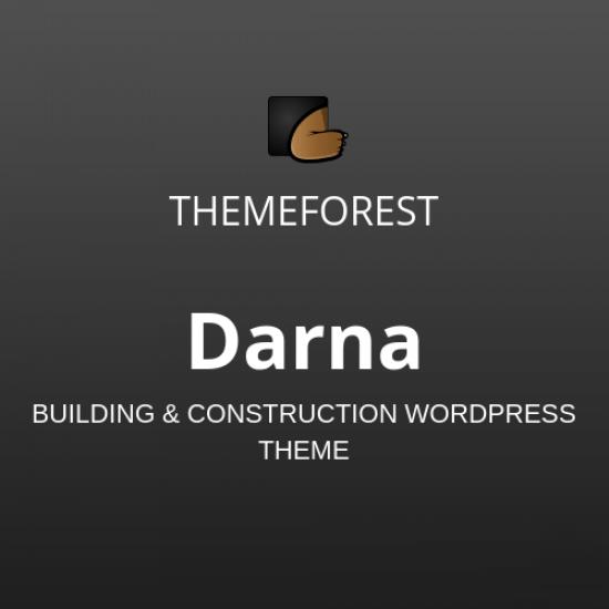 Darna Building Construction WordPress Theme