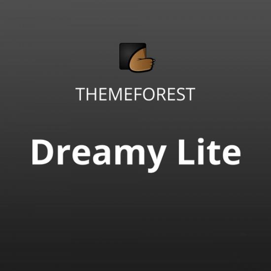 Dreamy Lite Responsive Portfolio WordPress Theme