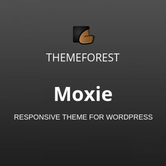 Moxie Responsive Theme for WordPress