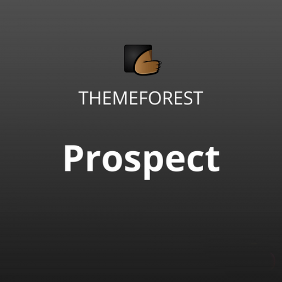 Prospect Creative Multipurpose WordPress Theme