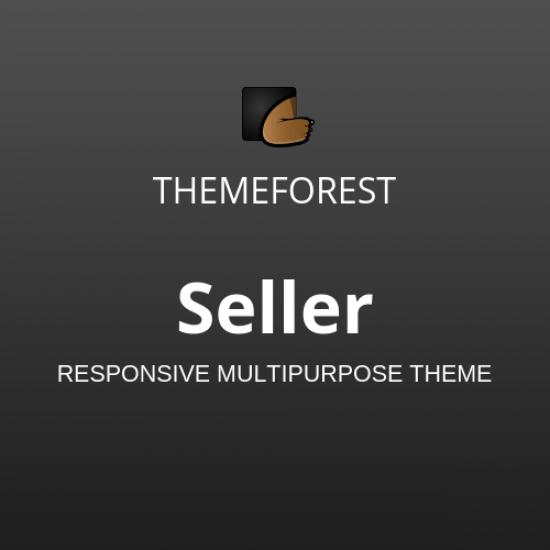 Seller Responsive MultiPurpose Theme