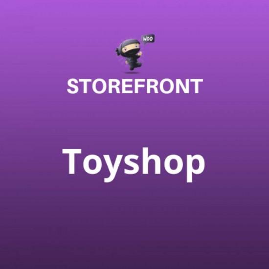 Toyshop Storefront Theme