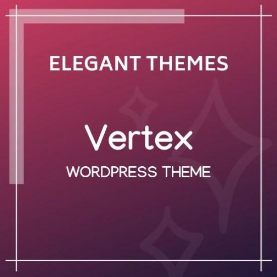 Vertex Elegant Theme