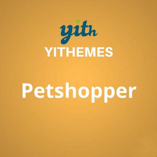 Petshopper Theme YITH