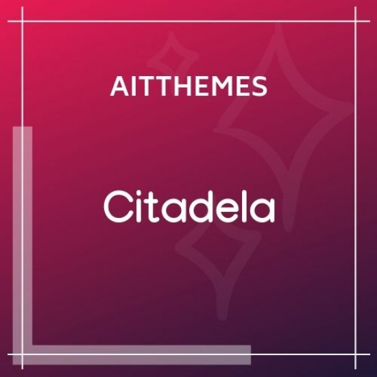 Citadela Business WordPress Theme