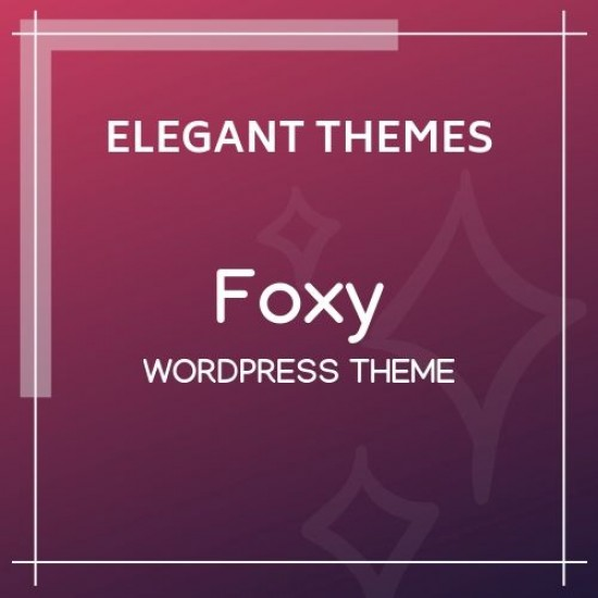 Foxy Elegant Theme