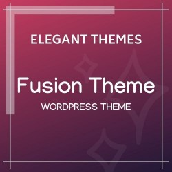Fusion Elegant Themes Wordpress