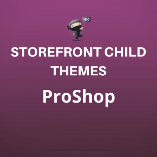 ProShop Storefront Theme