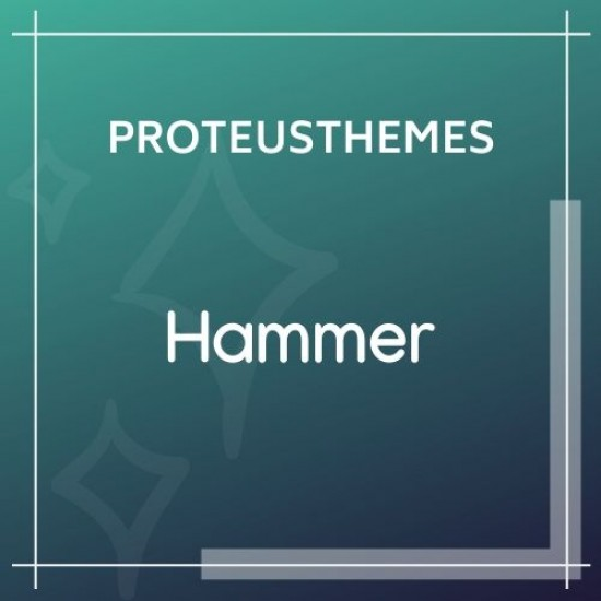 Hammer WordPress Theme