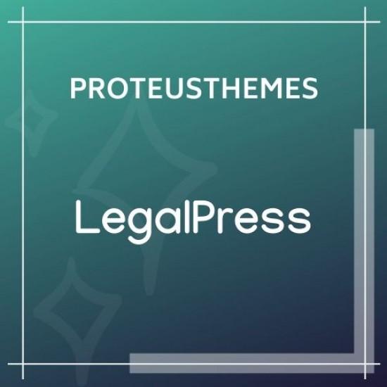 LegalPress Lawyer and Law Firm WordPress Theme