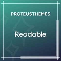 Readable Blogging WordPress Theme Focused on Readability