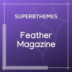 Feather Magazine Theme