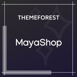 MayaShop Responsive e-Commerce Theme