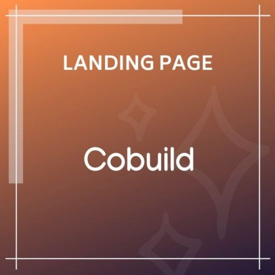 Cobuild Construction Landing Page Html Template