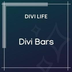 Divi Bars 1.8.5