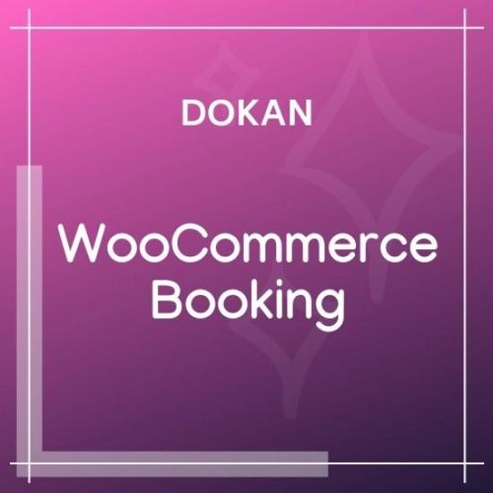Dokan WooCommerce Booking Integration 1.4.5