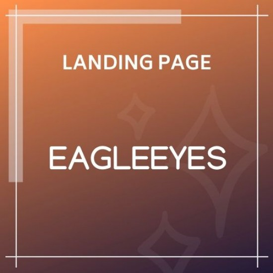 EAGLEEYES Creative Multipages and One page HTML5 Template