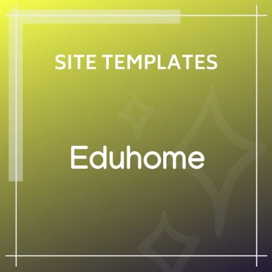 Eduhome Education HTML Template