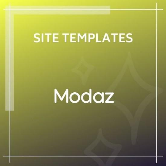 Modaz | Minimalist eCommerce HTML Template