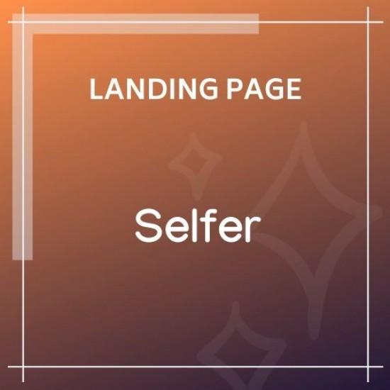 Selfer Personal Portfolio Template