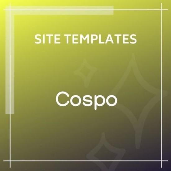 Cospo Creative Multi-purpose HTML Template