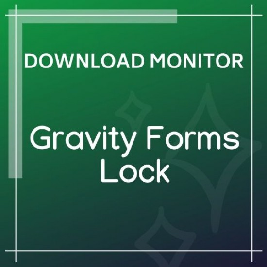 Download Monitor Gravity Forms Lock 4.0.1