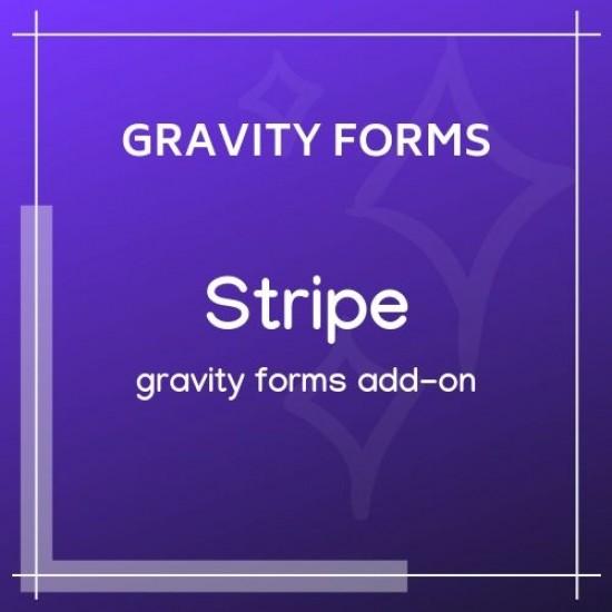 Gravity Forms Stripe