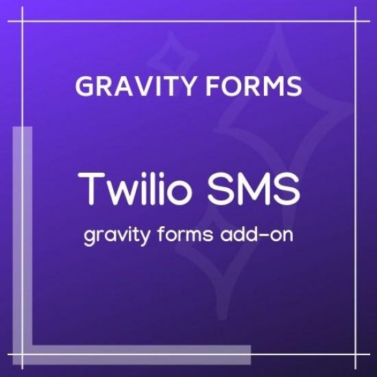 Gravity Forms Twilio SMS