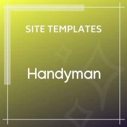 Handyman Responsive HTML Template | Business