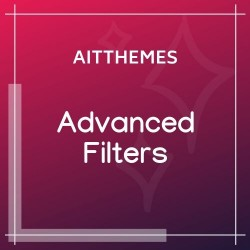 Advanced Filters WordPress Plugin