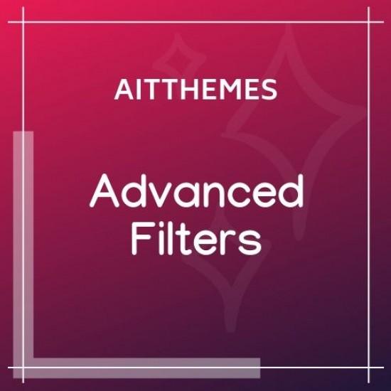 Advanced Filters WordPress Plugin