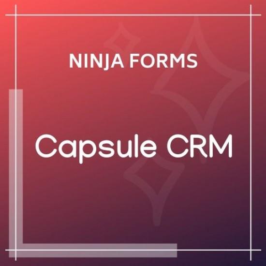 Ninja Forms Capsule CRM 3.4.0