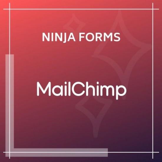 Ninja Forms MailChimp 3.1.11