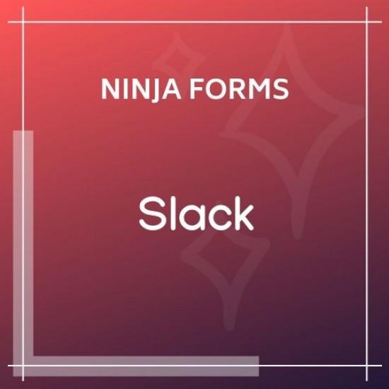 Ninja Forms Slack 3.0.3