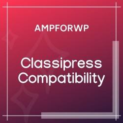 Classipress Theme Compatibility for AMP