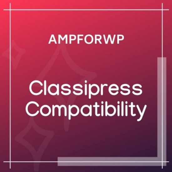 Classipress Theme Compatibility for AMP
