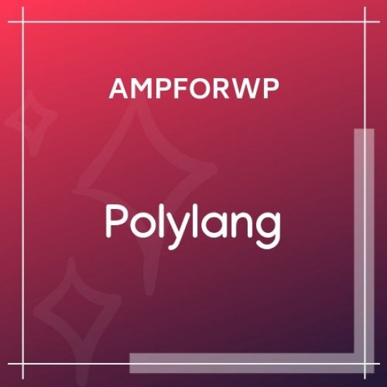 Polylang For AMP