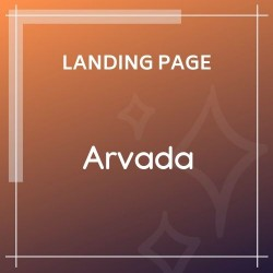 Arvada Creative Coming Soon Maintenance Mode Template