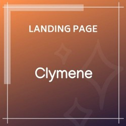 Clymene Multipurpose HTML5 Template