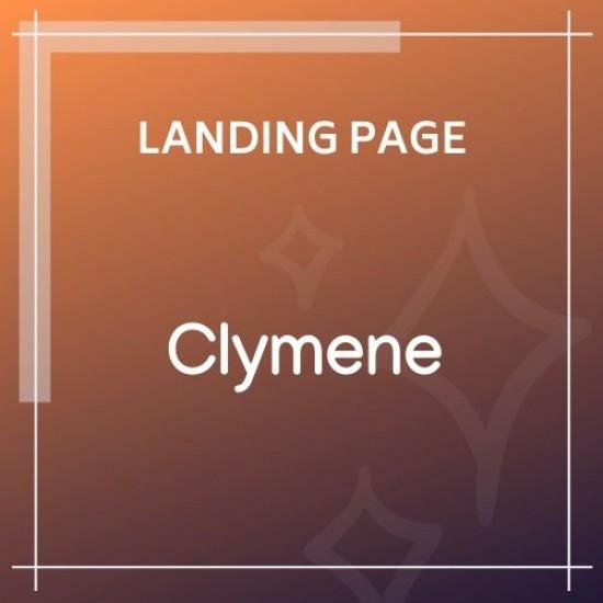 Clymene Multipurpose HTML5 Template
