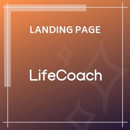 LifeCoach Coach, Speaker Mentor Template