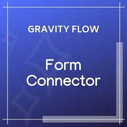 Gravity Flow Form Connector Extension