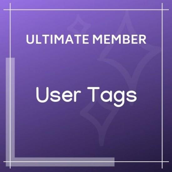 Ultimate Member User Tags 2.1.2