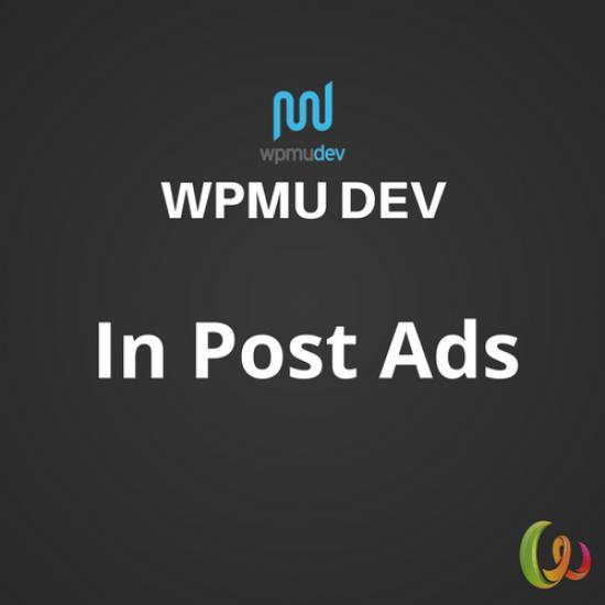 WPMU DEV In Post Ads 1.5.2