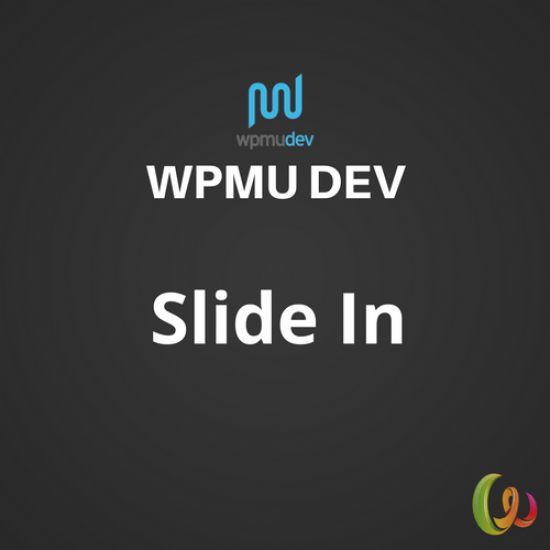 WPMU DEV Slide In 1.2